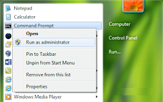 How to Run Elevated Command Prompt in Windows