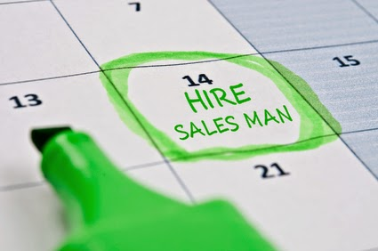 Use a specialist sales recruitment Agency