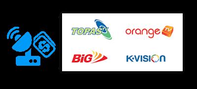 Harga Voucher TV Prabayar Taskindo Bisnis Pulsa Online Termurah Bandung Jawa Barat