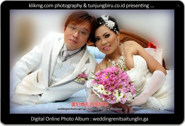 Foto Dokumentasi Pernikahan RENI dengan Tsai Tung Lin (Bagian 1) - weddingrenitsaitunglin.ga | 20 Januari 2014 - Tata Rias oleh Tunjungbiru.co.id Rias Pengantin Bridal | Tema Busana & Make Up : Chinese Bridal