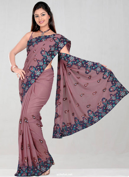 Bollywood Creative Sarees Collection 2012