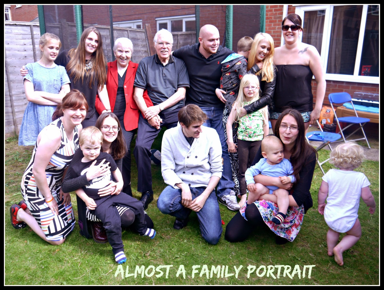 family, grandchildren