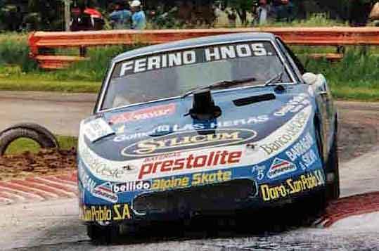 27 de octubre, 1985 / FIESTA DE DODGE EN TC, CON MOURAS A LA CABEZA