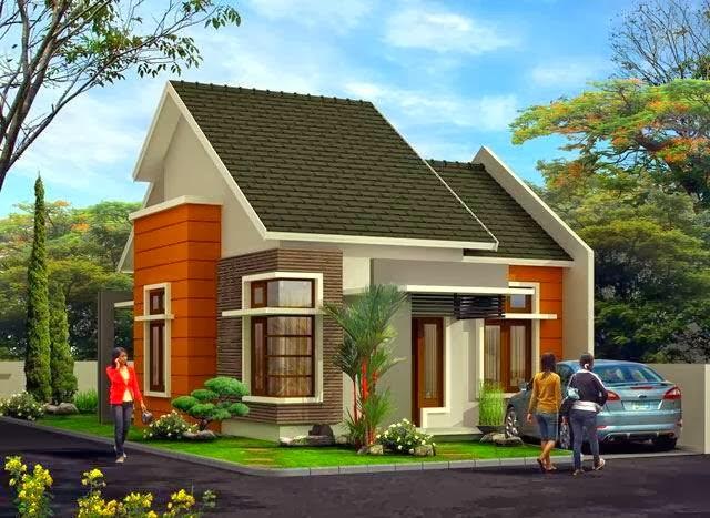 Desain Rumah Gratis Type 36