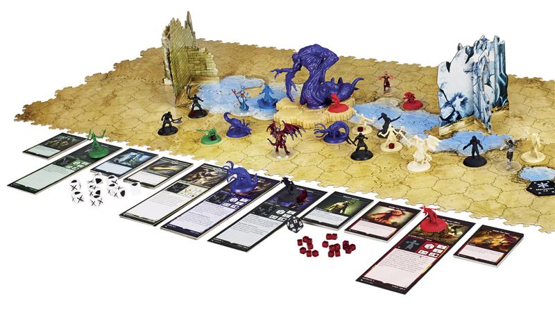 MTG Realm: Battle for Zendikar Arena Planeswalker Arena Board Game
