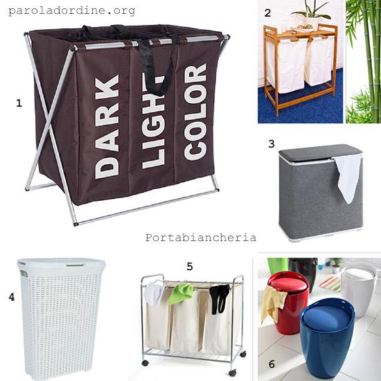 paroladordine-da avere-lavanderia-portabiancheria