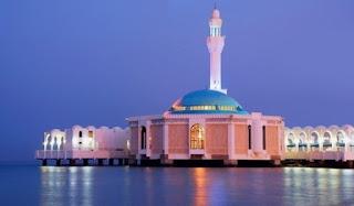 Permalink to 5 Masjid Ini Mengapung Diatas Air