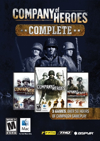 Company Of Heroes Complete Edition PC Full Español