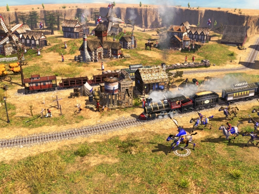 The Warchiefs Age of Empires 3 Expansion - Download for PC