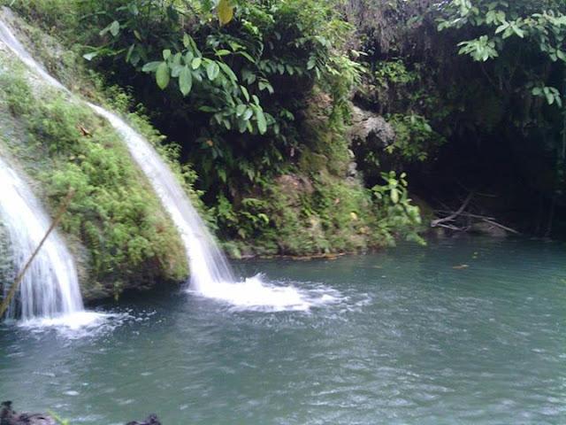 Air Terjun Desa Pamboqborang Majene