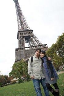 蜜月游~ 法国巴黎2010