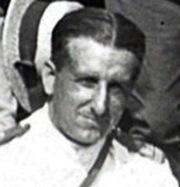 Teniente de Navío Emilio Cadarso Fernández