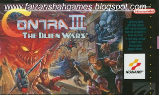 Contra 3 the alien wars download