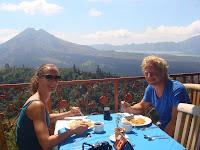 Kintamani Mount Batur View