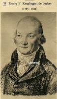 Georg Frederik Kreglinger, de oudere (1765-1821)