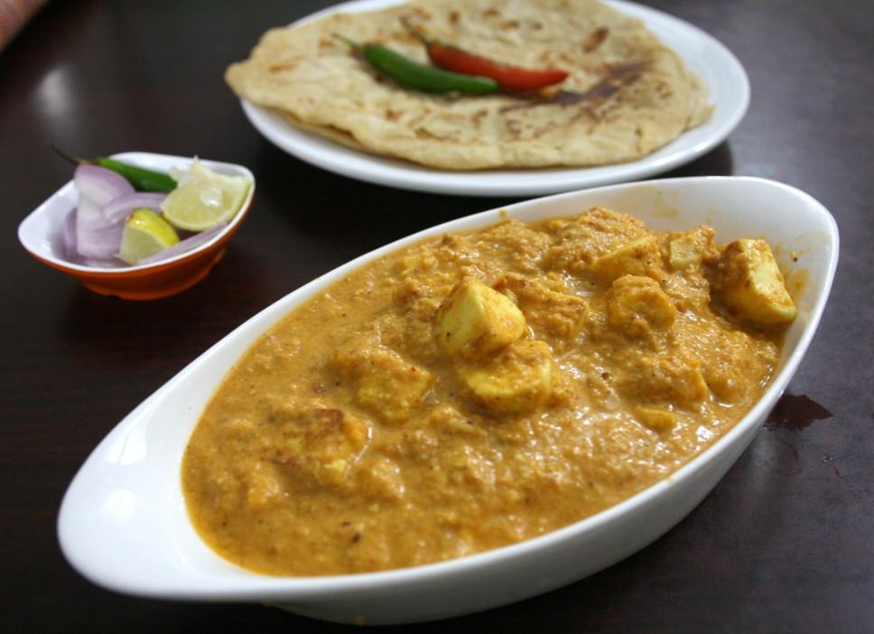 Shahi paneer babycorn korma side dish for rotis forumfinder Gallery