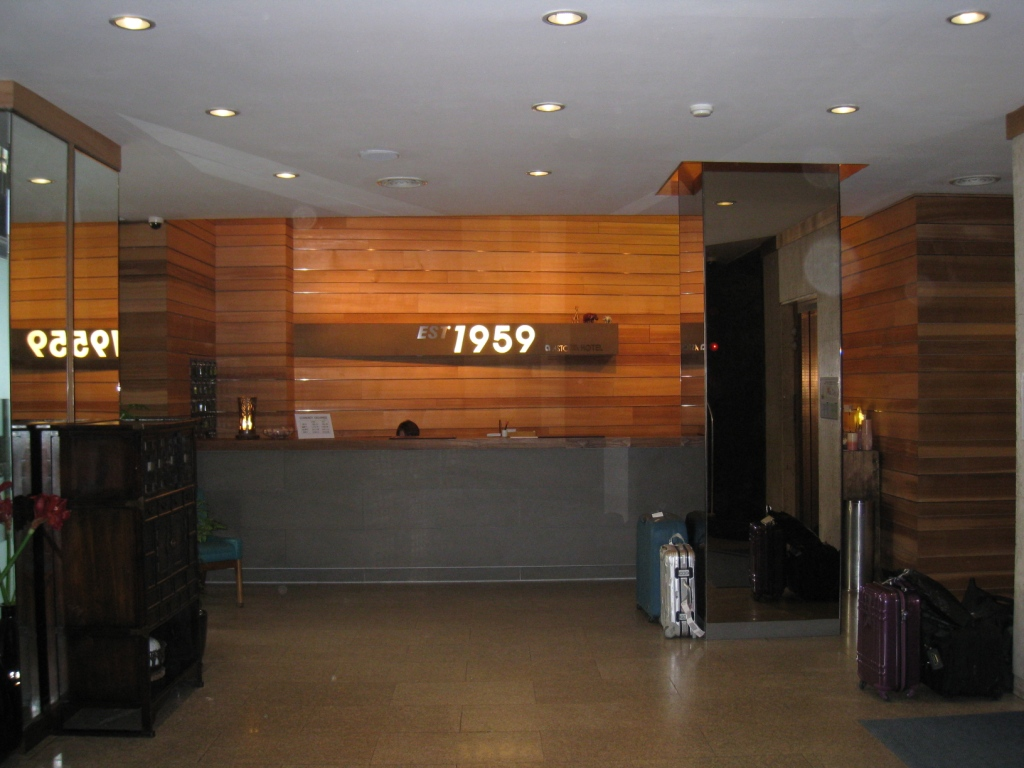 Moments In My Life Cheap Seoul Hotel Astoria Review Near