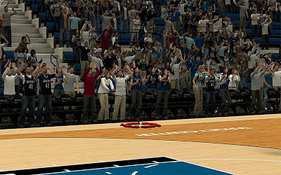 NBA 2K13 Minnesota Timberwolves Crowd Fix