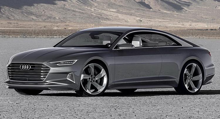 Carscoops Audi A8 Posts
