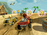 Beach Buggy Racing Gameplay 1