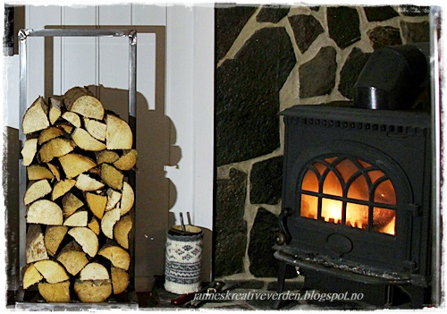 DIY -Vedstativ/ Firewood rack (Youtube)