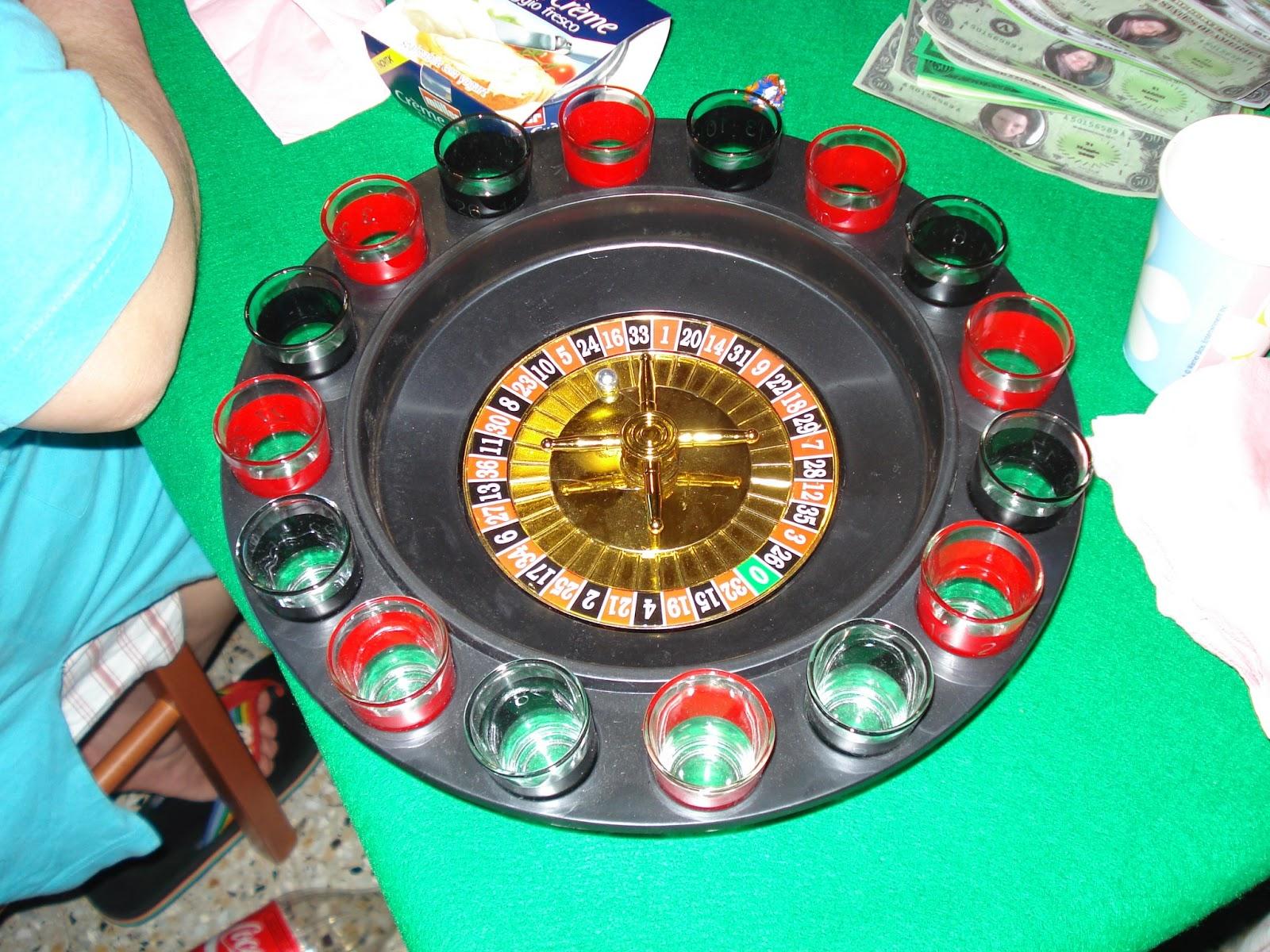 Tavoli da gioco roulette