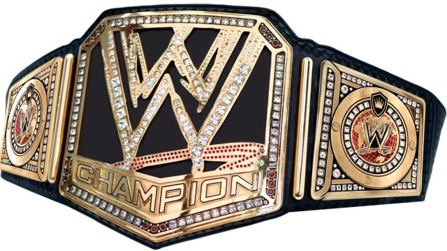What the WWE Title Could Have Looked Like title=