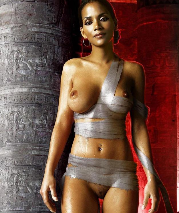 Barry nude Halle