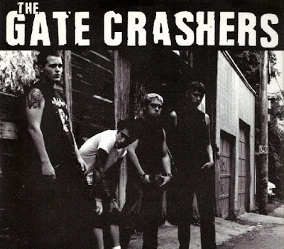 The Gate Crashers - Loud At Any Volume EP