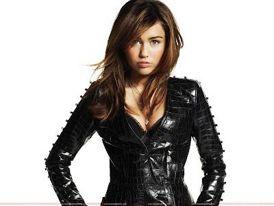 Miley Cyrus Beautiful Photo Shoot-2011