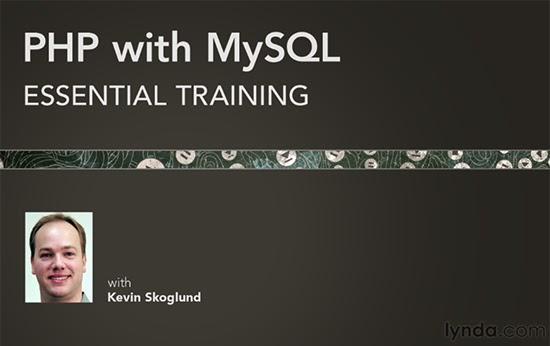 Lynda – PHP with MySQL Essential Training 2013