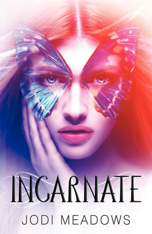 Incarnate book cover