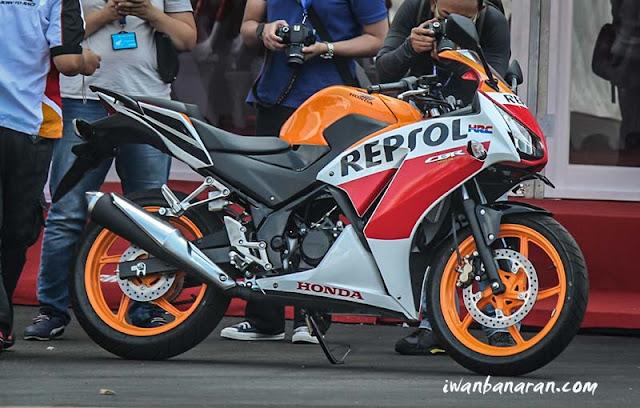 Ini dia beberapa perubahan yang akan dibawa oleh Next Honda CBR 150R . . hampir berubah total sob !