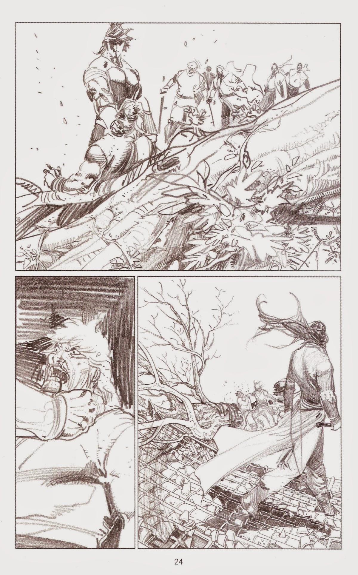 Phong Vân chap 675 - Trang 22