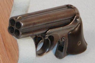 Bytes Firearms Named After People Henry Deringer
