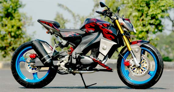 Picture Modifikasi Cb 100