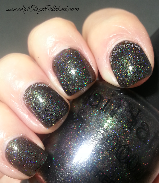 NailNation 3000 Ole Black Water - Indirect Light