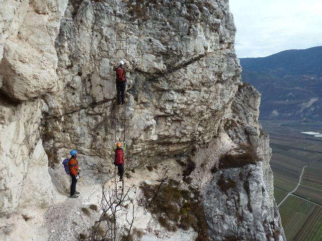 Klettersteig Ifinger : Klettersteige knott klettersteig in unterstell oberhalb naturns