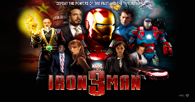 Iron Man, 2013, Iron Man 3, hollywood, sci-fi