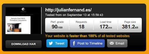 How to Make WordPress Sites Load 72.7% Faster