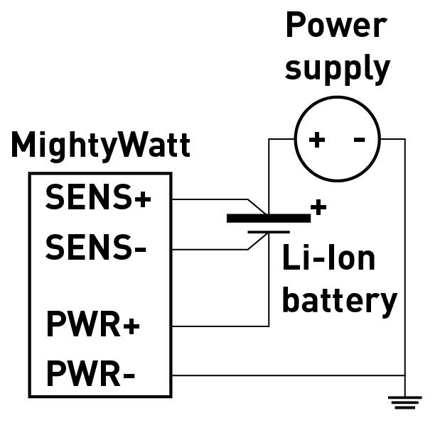 kaktus circuits  mightywatt as a li