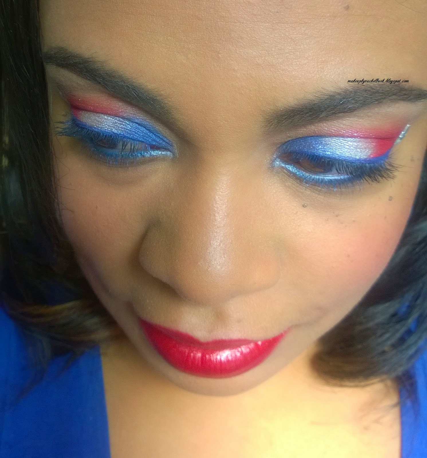 4th Of July Makeup Looks 4th of july is fast