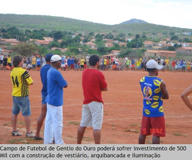 GENTIO DO OURO - PREFEITURA PLEITEIA RECURSOS SUPERIORES A 3 MILHÕES PARA ELABORAÇÃO DE PROJETOS: