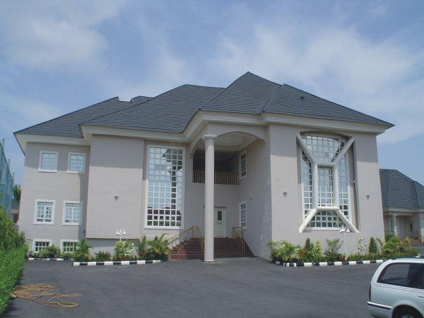 Pictures of beautiful houses in nigeria properties nigeria for Nigerian home designs photos