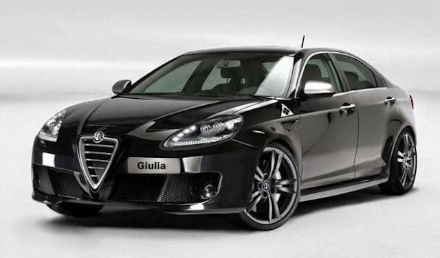 Alfa romeo giulietta 2014 black
