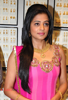 Priyamani Latest Pictures in Pink Sleeveless Salwar Kameez at Jos Alukkas Show Room Launch ~ Celebs Next