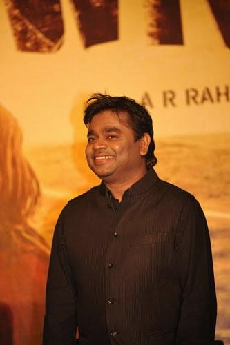 Alia Bhatt and A R Rahman at Highway Movie Musical Event Photo Gallery