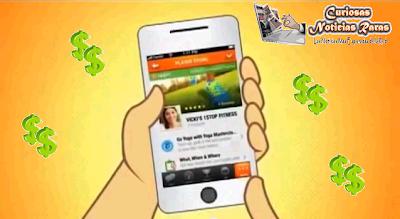 Gana dinero con la nueva app para moviles
