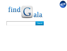 Findgala.com Google search redirect virus.