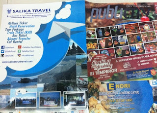 Salika Travel on Publicity Magazine - September Edition